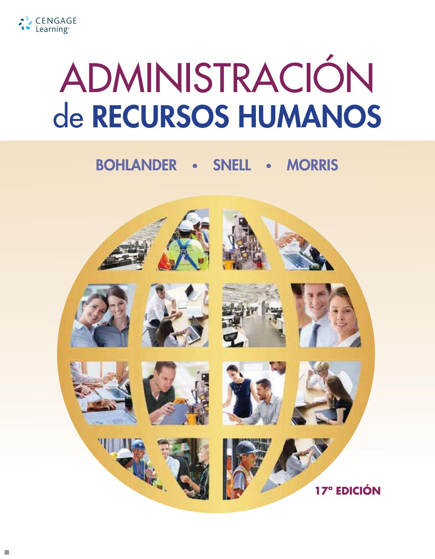 administraci243n de recursos humanos 17a ed george w