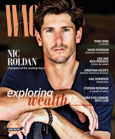 91207f0f3aa4 WAG JANUARY 2017 by Wag Magazine - issuu