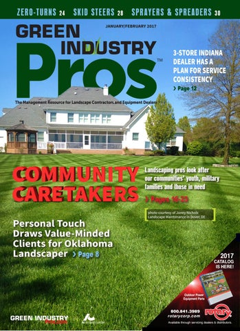 Green Industry Pros January/February 2017 by