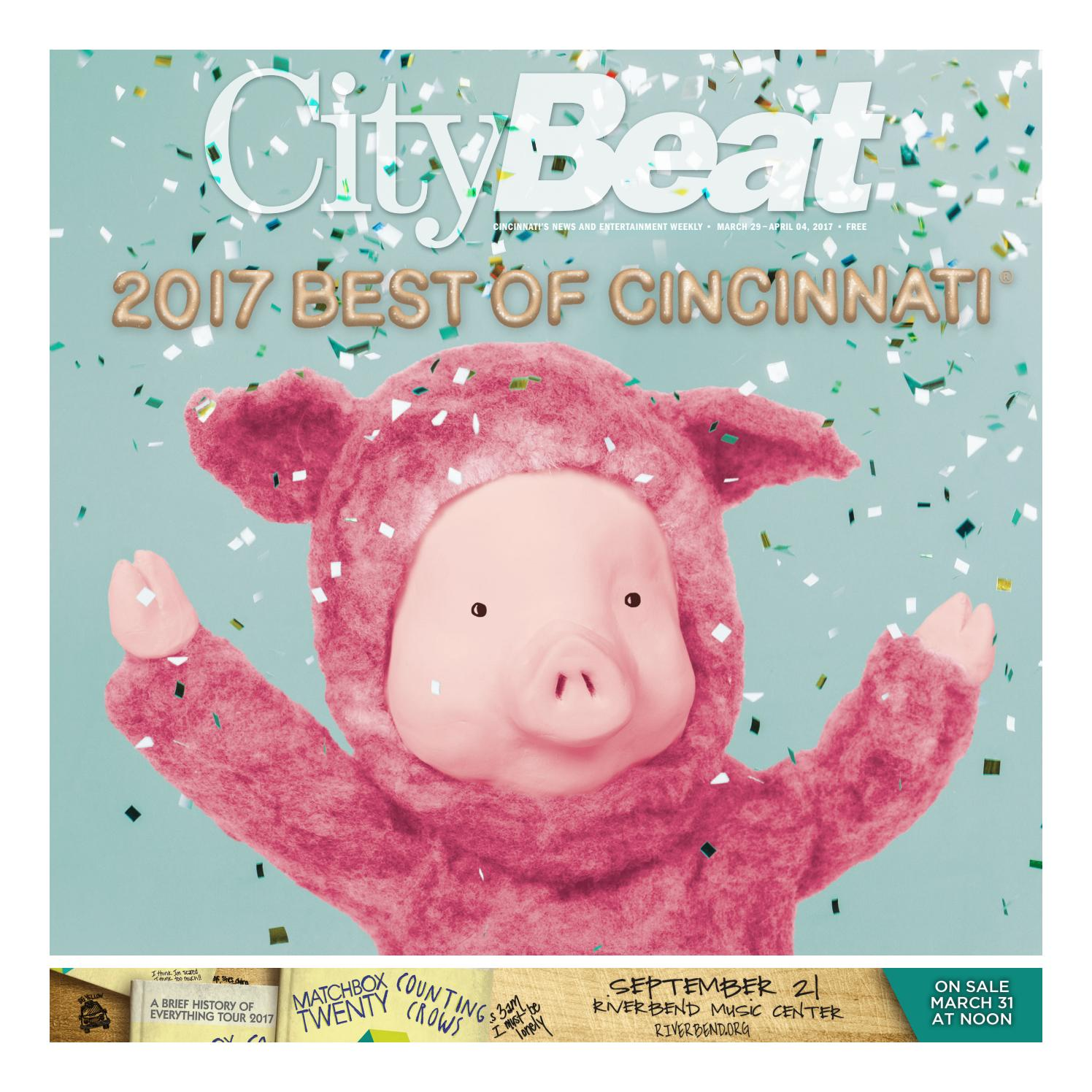 Citybeat March 29 2017 By Cincinnati Issuu Mom N Bab Blouse Emily Green Size 7t