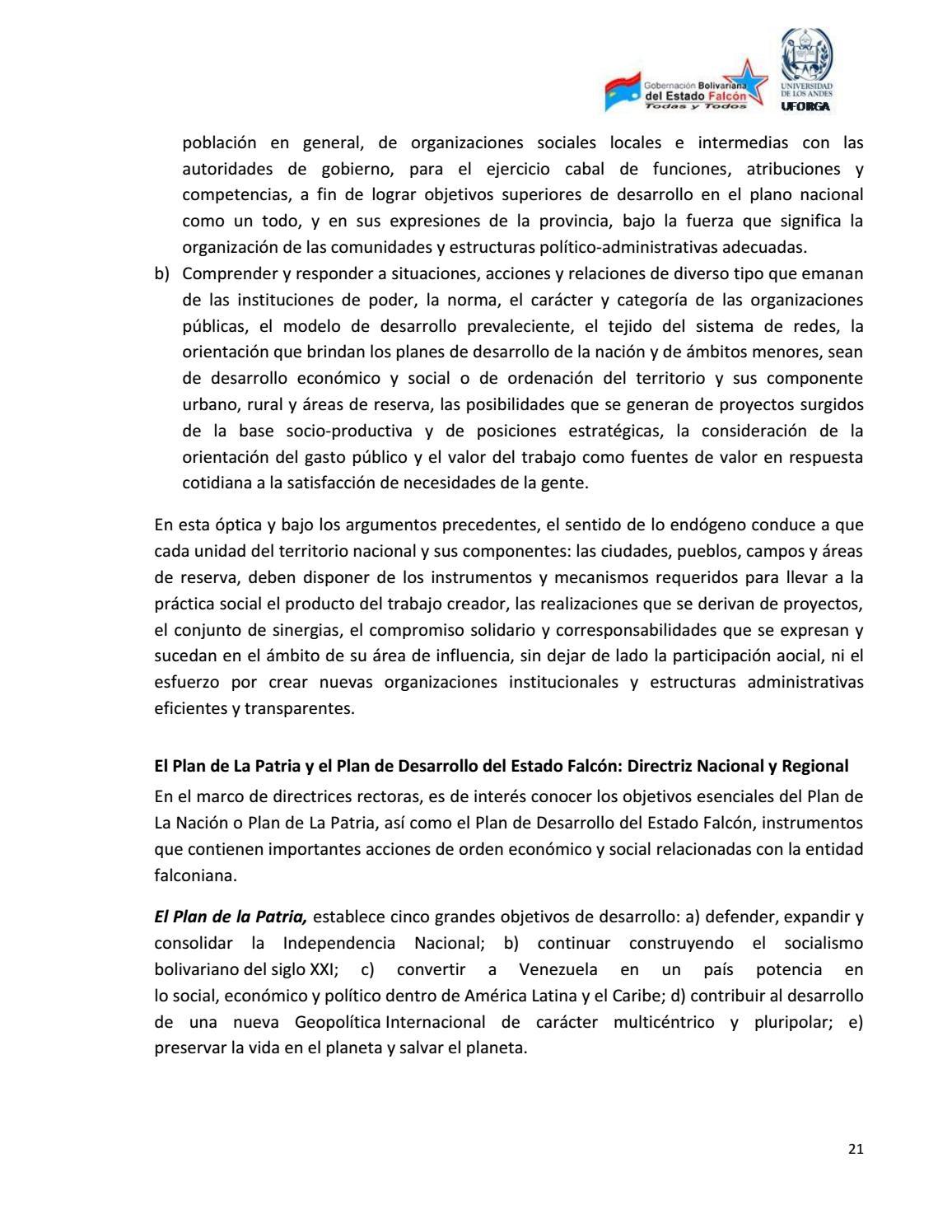 Plan falcon 030215 tomo i by Productora Bacoa - issuu