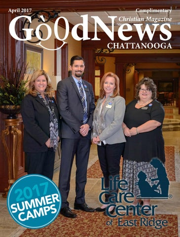 April 2017 By Good News Chattanooga