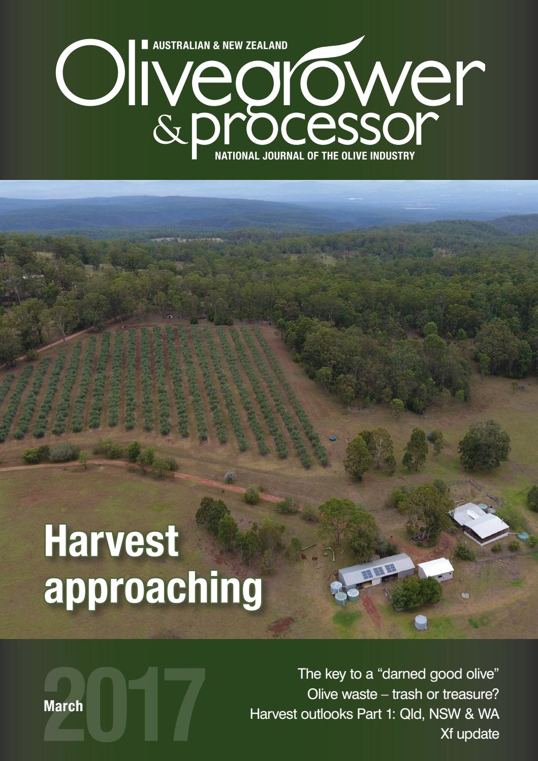 Olivegrower & Processor - March 2017 by provincial press group - issuu
