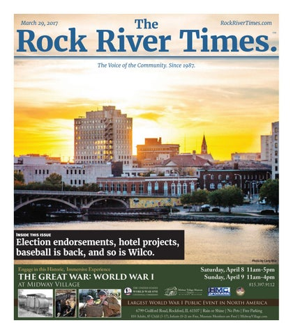 0ae7e2f379b The Rock River Times   March 29, 2017 by Shane Nicholson - issuu