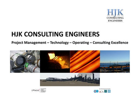 HJK Consulting Engineers Company Presentation by JuanJorge