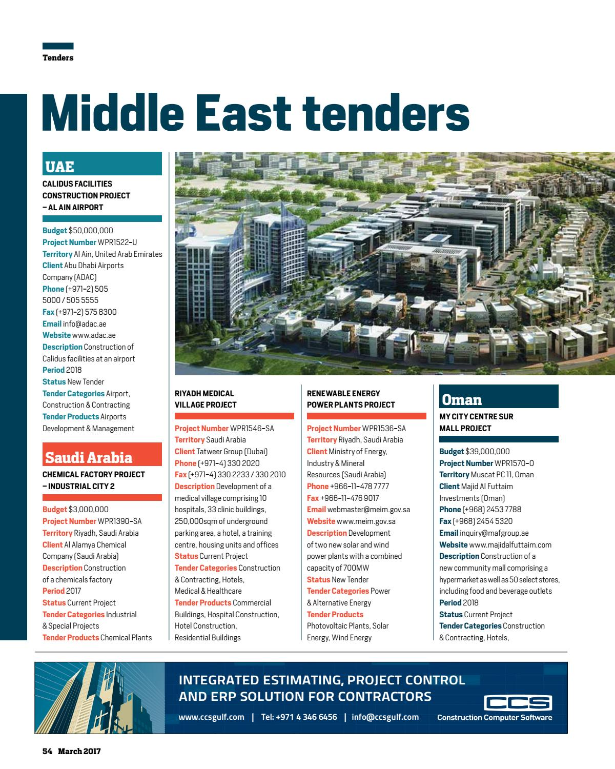 Big Project ME March 2017 by Big Project Middle East - issuu