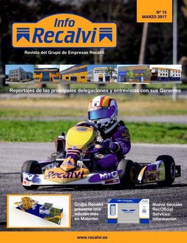 InfoRecalvi 15 by Revista Info Recalvi - issuu