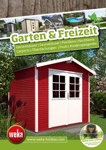 Weka Gartenwelt Katalog 2017 By Wdpx Wollweber Issuu