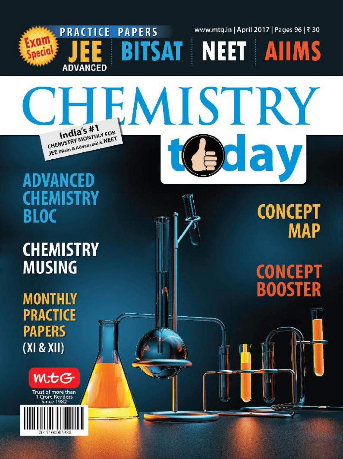 Chemistry today april 2017 vk com stopthepress by Davit - issuu