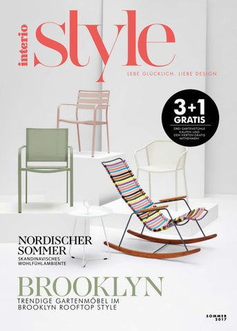 Interio Sommerkatalog 2017 By Interio Issuu