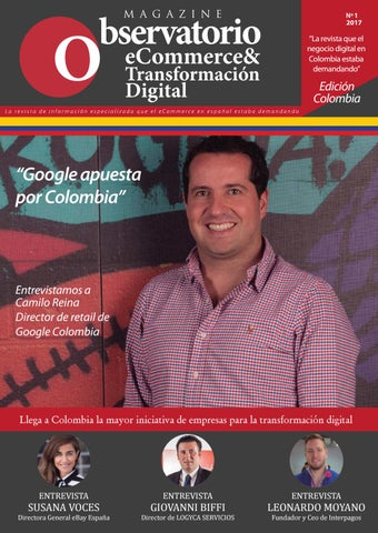 045f138a90 Magazine Observatorio eCommerce Colombia Nº1 2017 by ...