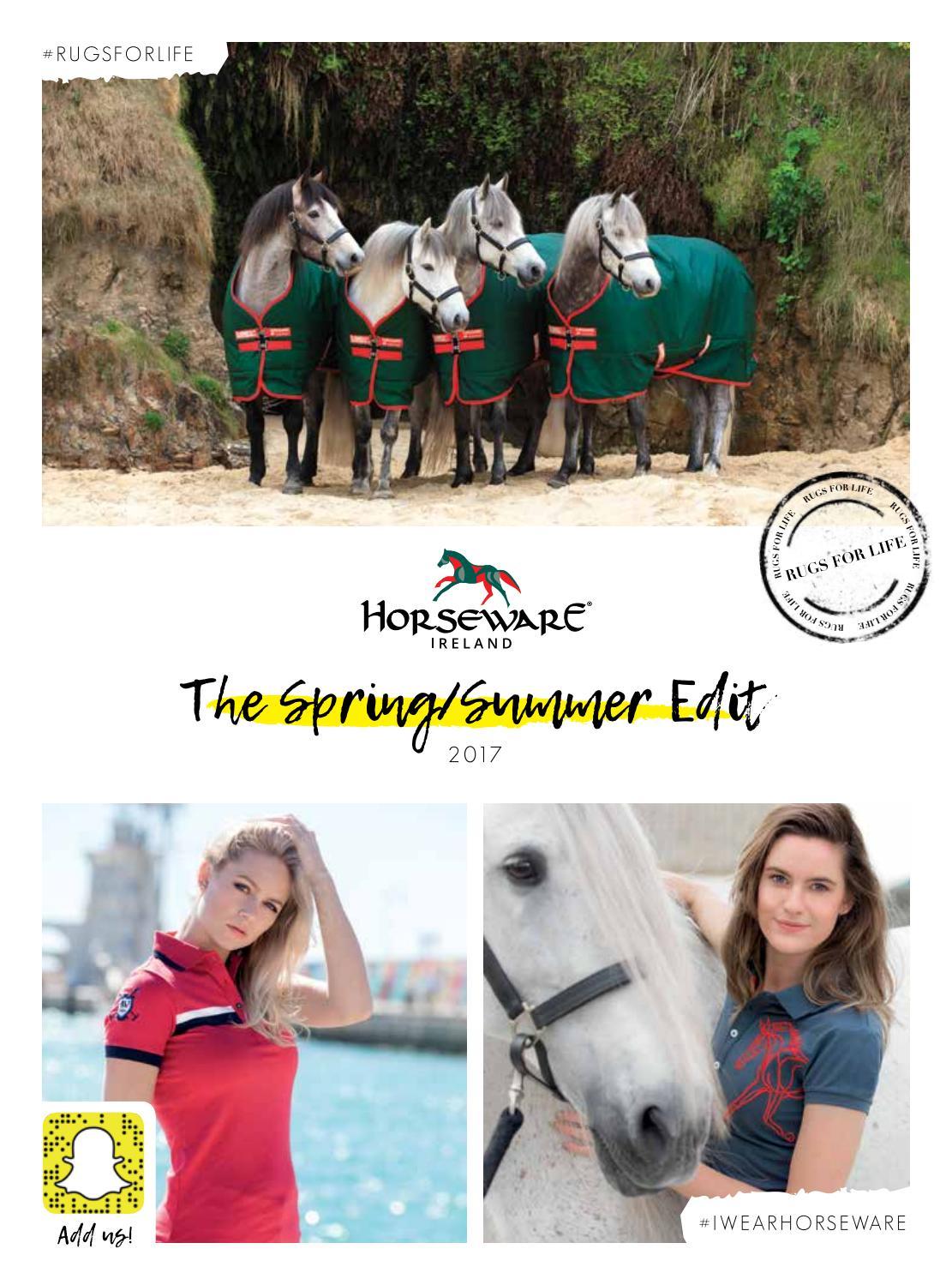 Horseware Ireland Ss17 Consumer
