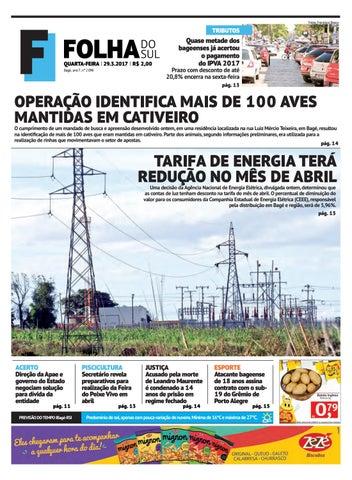 fab4a55045b6f Jornal Folha do Sul