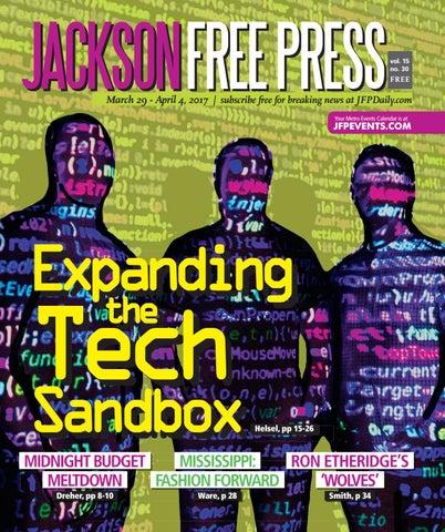 V15n30 - The Tech Issue by Jackson Free Press Magazine - issuu ba3a53874895