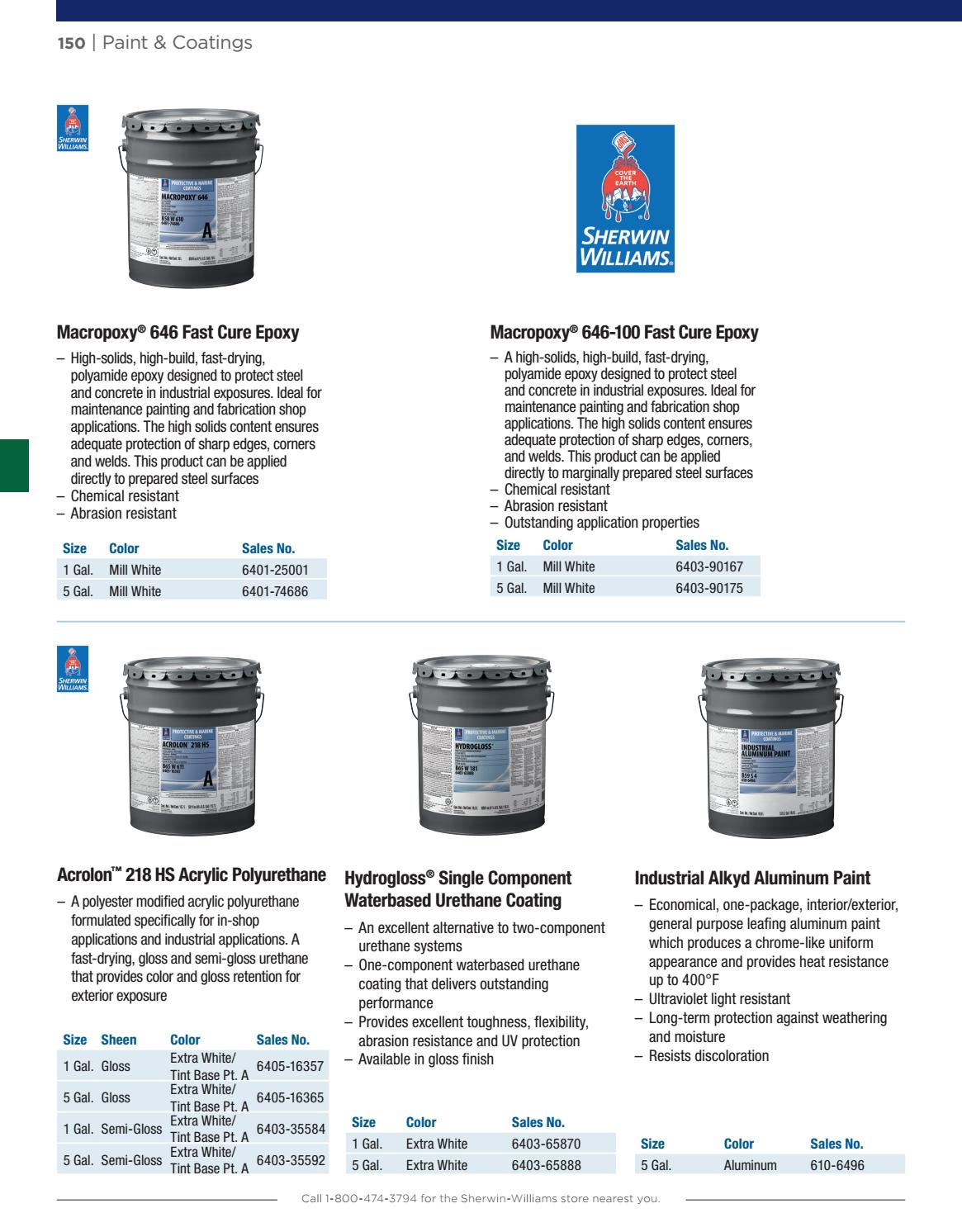 Sherwin-Williams Contractor and Facility Maintenance Catalog