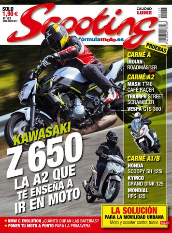Nº 127Abril Issuu 2017 Mayo By Scooting Lider 3ALRcq4jS5