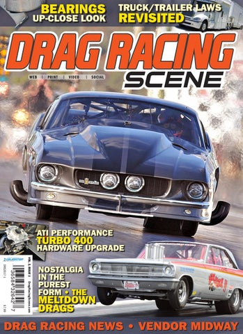Drag Racing Scene Spring 2017 By Xceleration Media Issuu