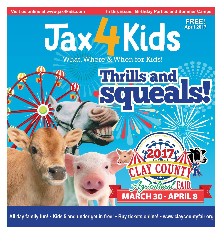 Jax4Kids April 2017 by Jax4Kids - issuu