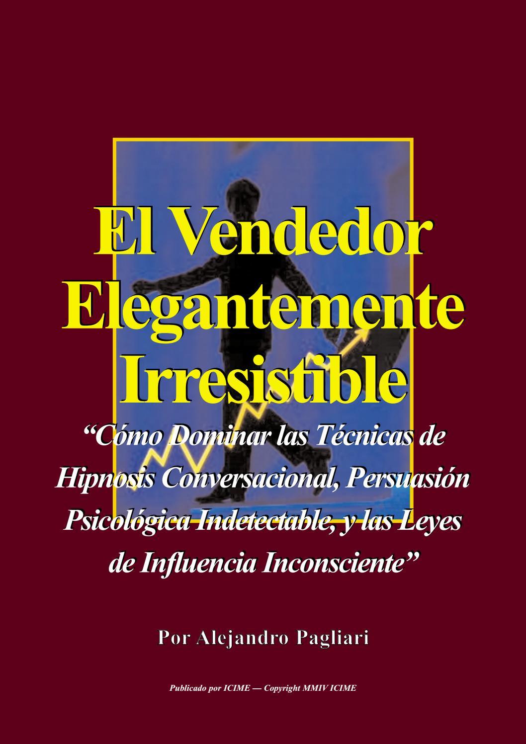 (7) el vendedor elegantemente irresistible alejandro plagiari[1] by filemon  blas - issuu