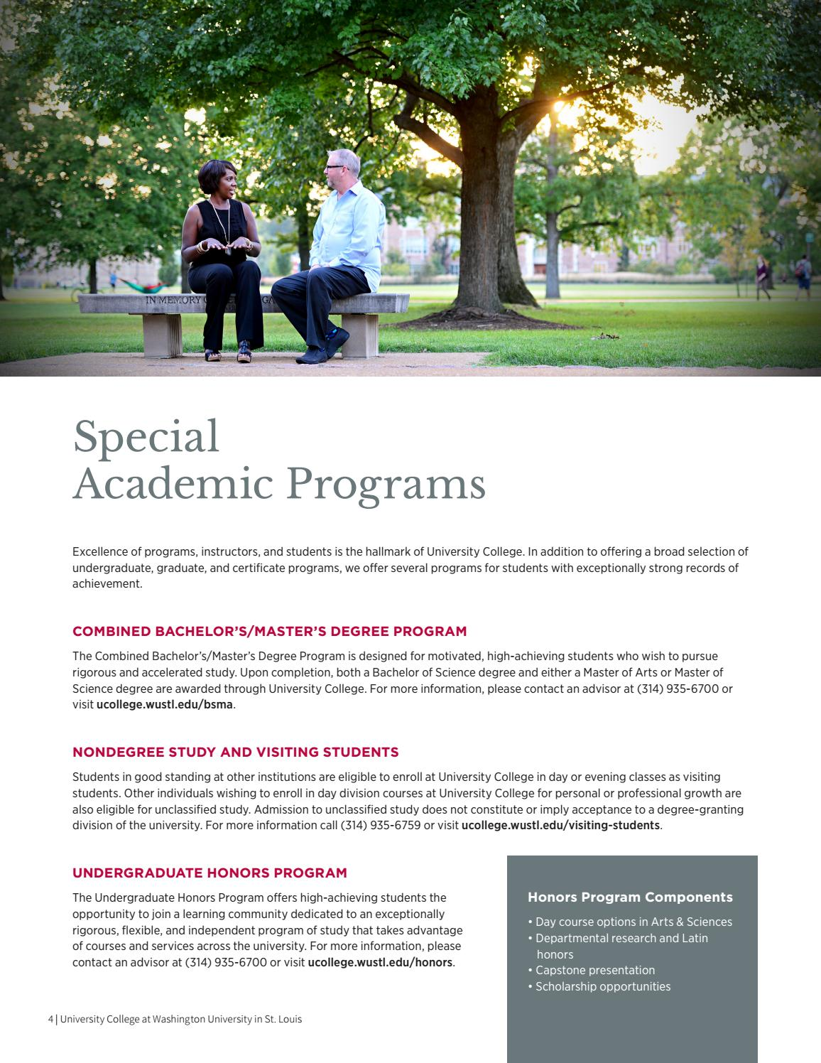 Fall 2017 Course Catalog by University College - issuu