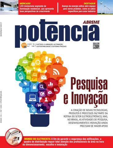 ffca34eb68c Edição 135 da Revista Potência - março de 2017 by Revista Potência ...