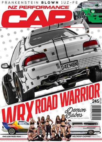 NZ Performance Car 245 — Preview by Parkside Media - issuu