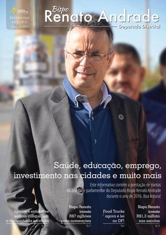 ae3b4909ff8 Revista - Ano 03 - Ed.01 by Bispo Renato Andrade - issuu