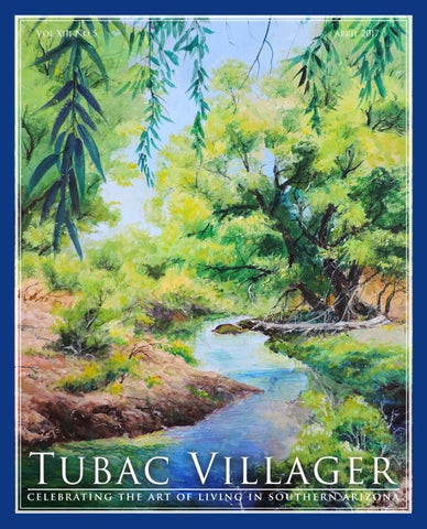Tubac Villager April 2017 Web By Tubac Villager Issuu