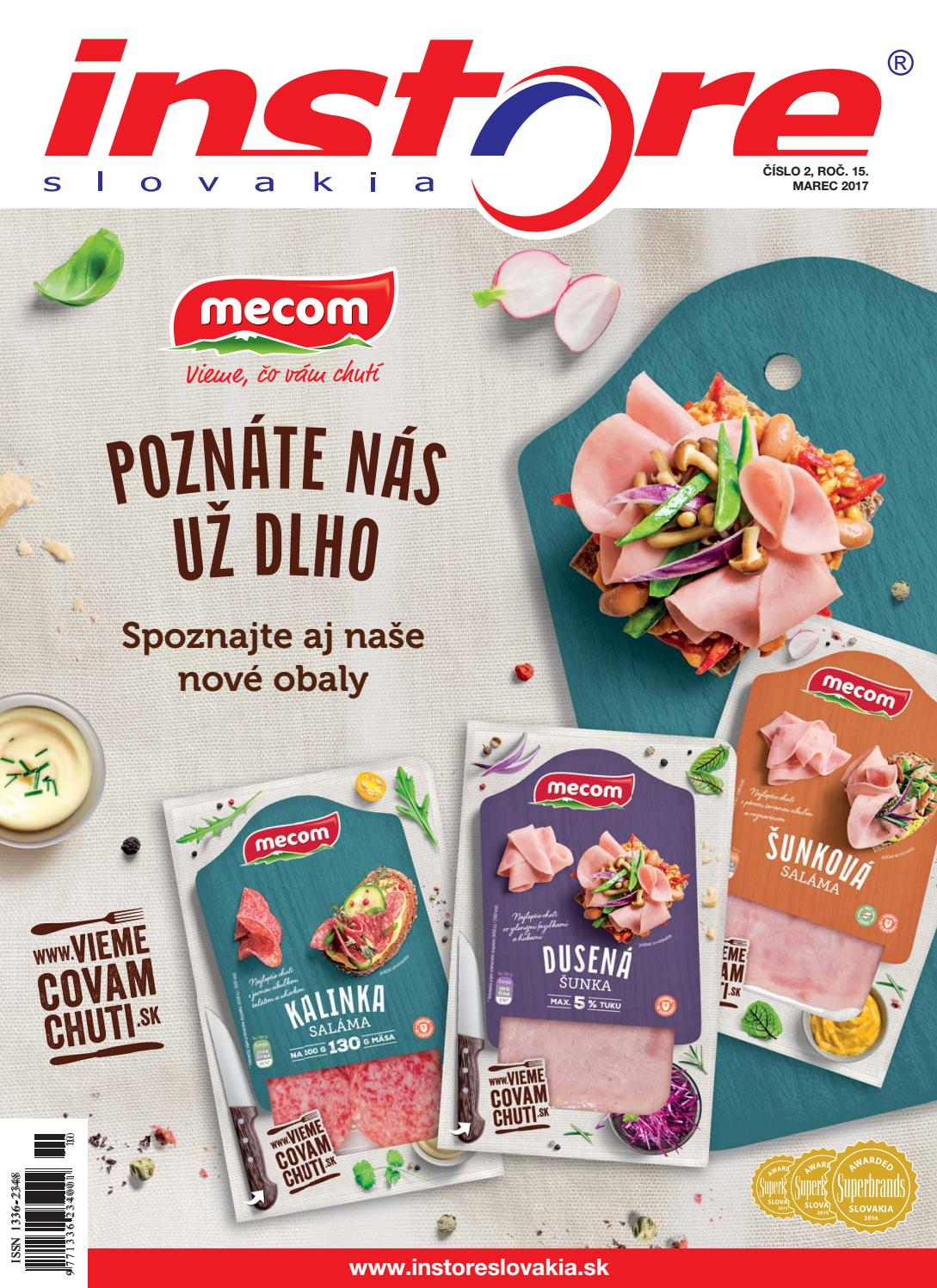 In store slovakia marec 2017 by IN STORE Slovakia - issuu 22ee56440e5