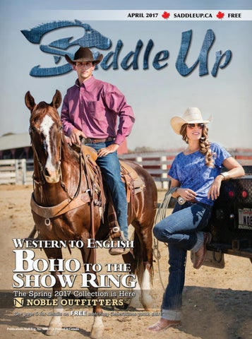 Saddleupapril2017 by Saddle Up magazine - issuu