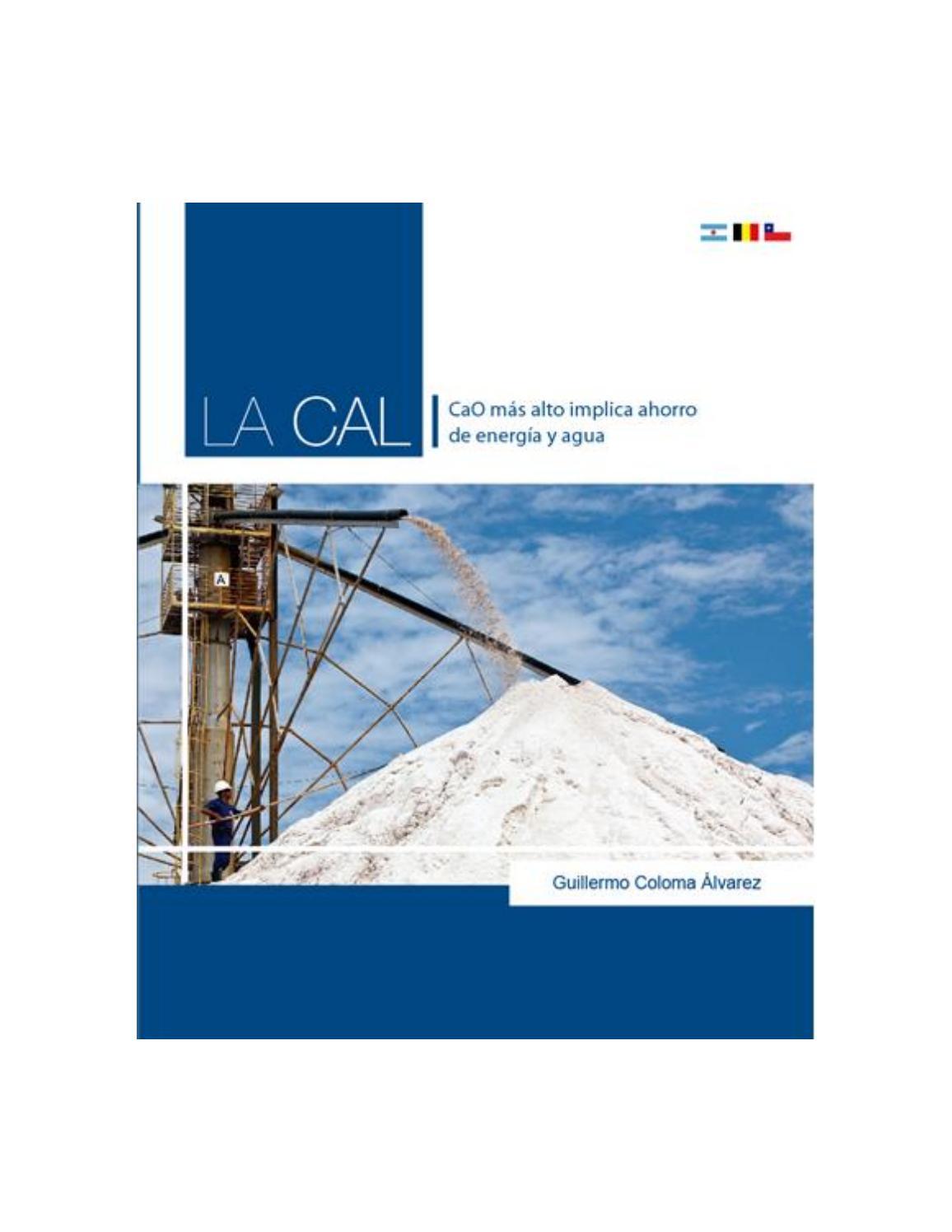 La cal cao más alto implica ahorro de energía y agua (vff) by Coloma ...