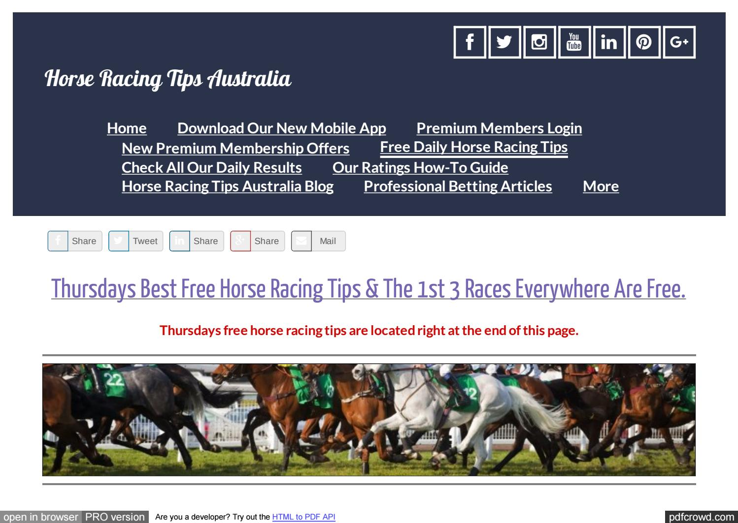 Horse racing betting guides pdf 4betting ak