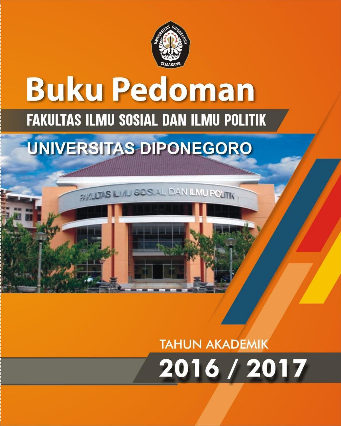 Buku Pedoman Fisip Undip By Orange Diponegoro Issuu