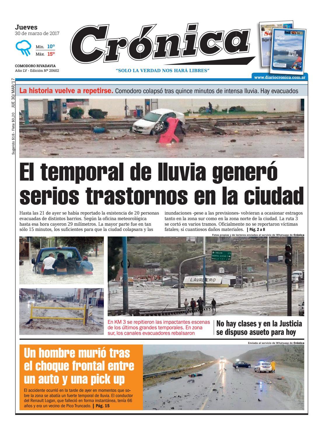 Ee7ec29d5624af1f0109a97b3a9dfe4b by Diario Crónica - issuu