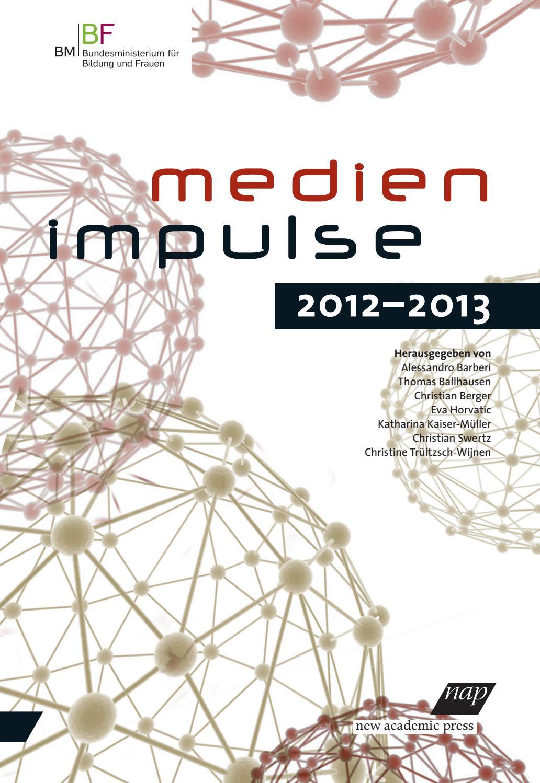 Medienimpulse 2012 2013 by Alessandro Barberi - issuu