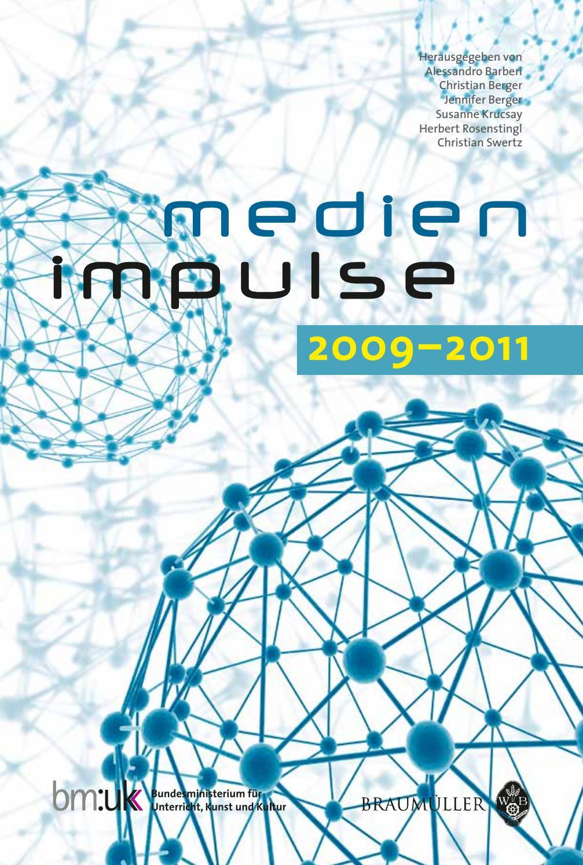 Medienimpulse 2009 2011 by Alessandro Barberi issuu