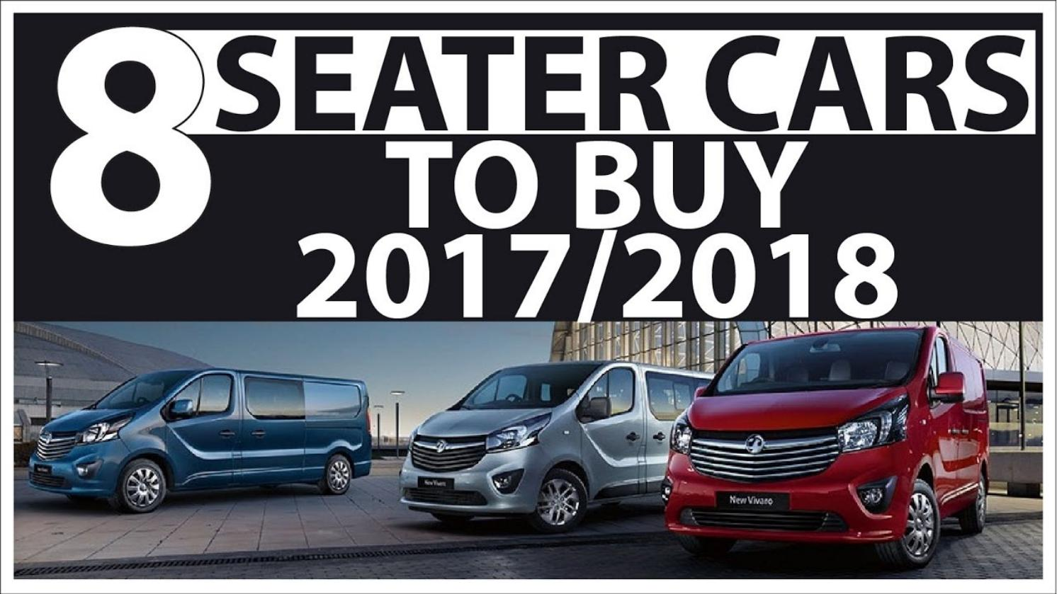 Top 5 Best 8 Seater Cars To Buy 2017 2018 Best Passenger Suvs 1 By New Cars Issuu