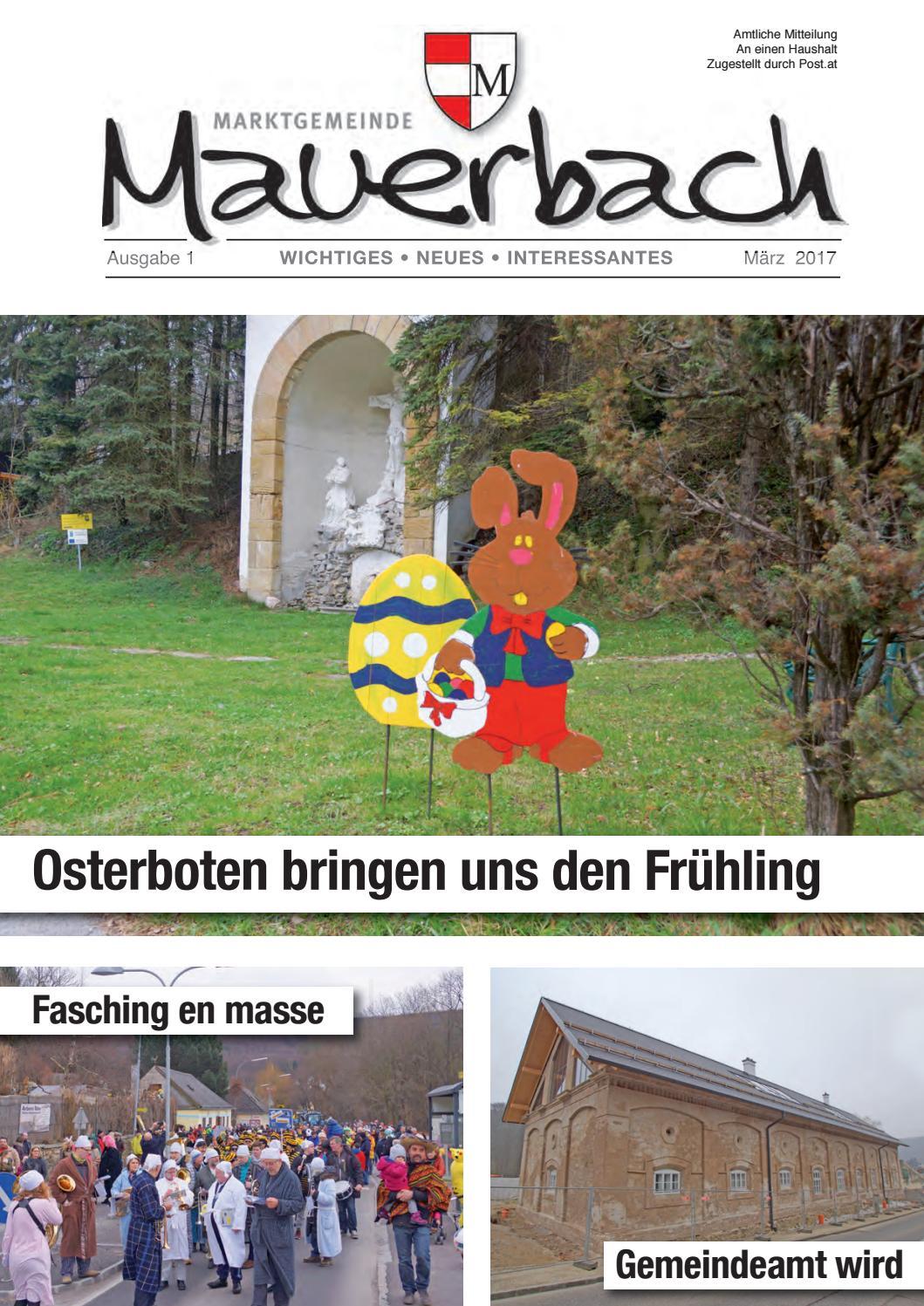 Partnerschaften & Kontakte in Mauerbach - kostenlose