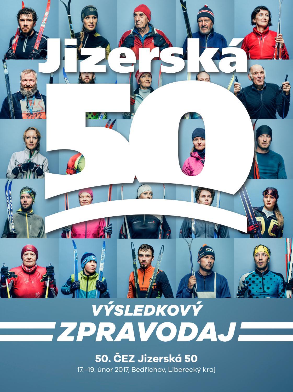 ČEZ Jizerská 50 - Výsledkový zpravodaj 2017 by Jiri Solc - issuu 9451597c7c