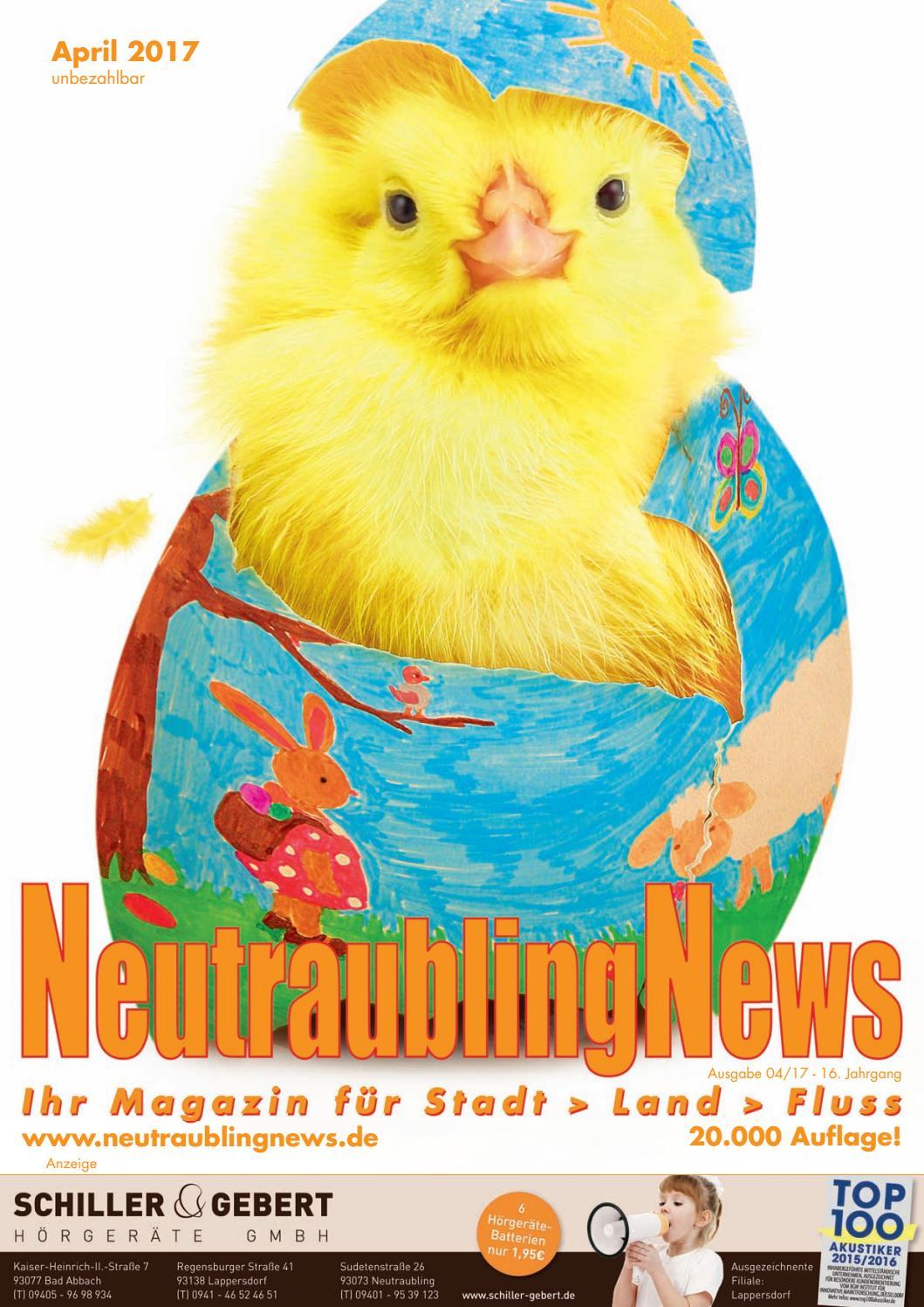 NeutraublingNews April 2017 By SchnappCom GmbH Werbeagentur   Issuu