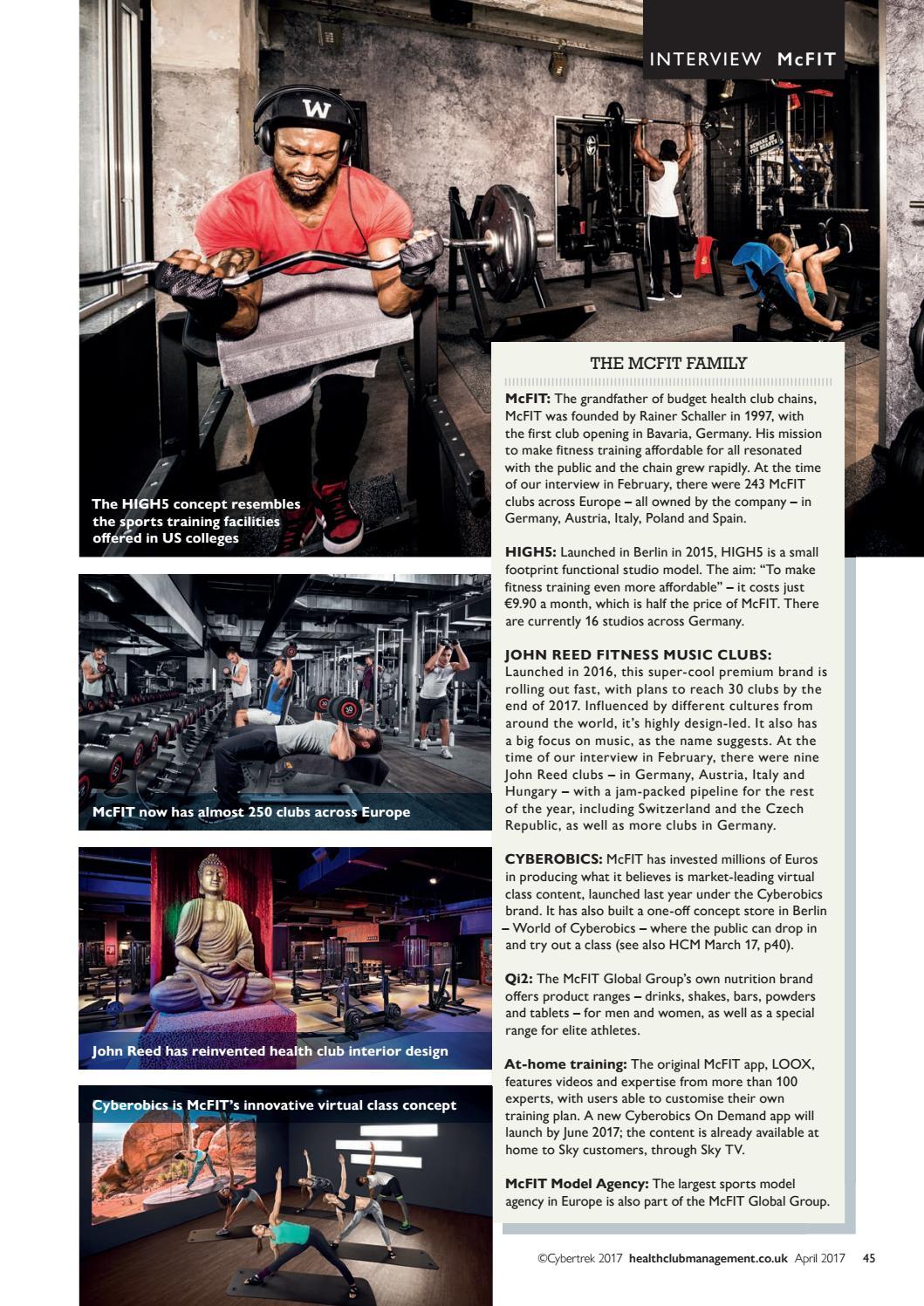 Health Club Management April 2017 by Leisure Media - issuu