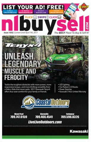 17ab3414a9 Buy and Sell Issue 1032 by NL Buy Sell - issuu