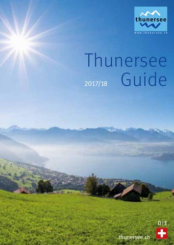 ThunerseeGuide 2017/18 by Annette Weber - issuu