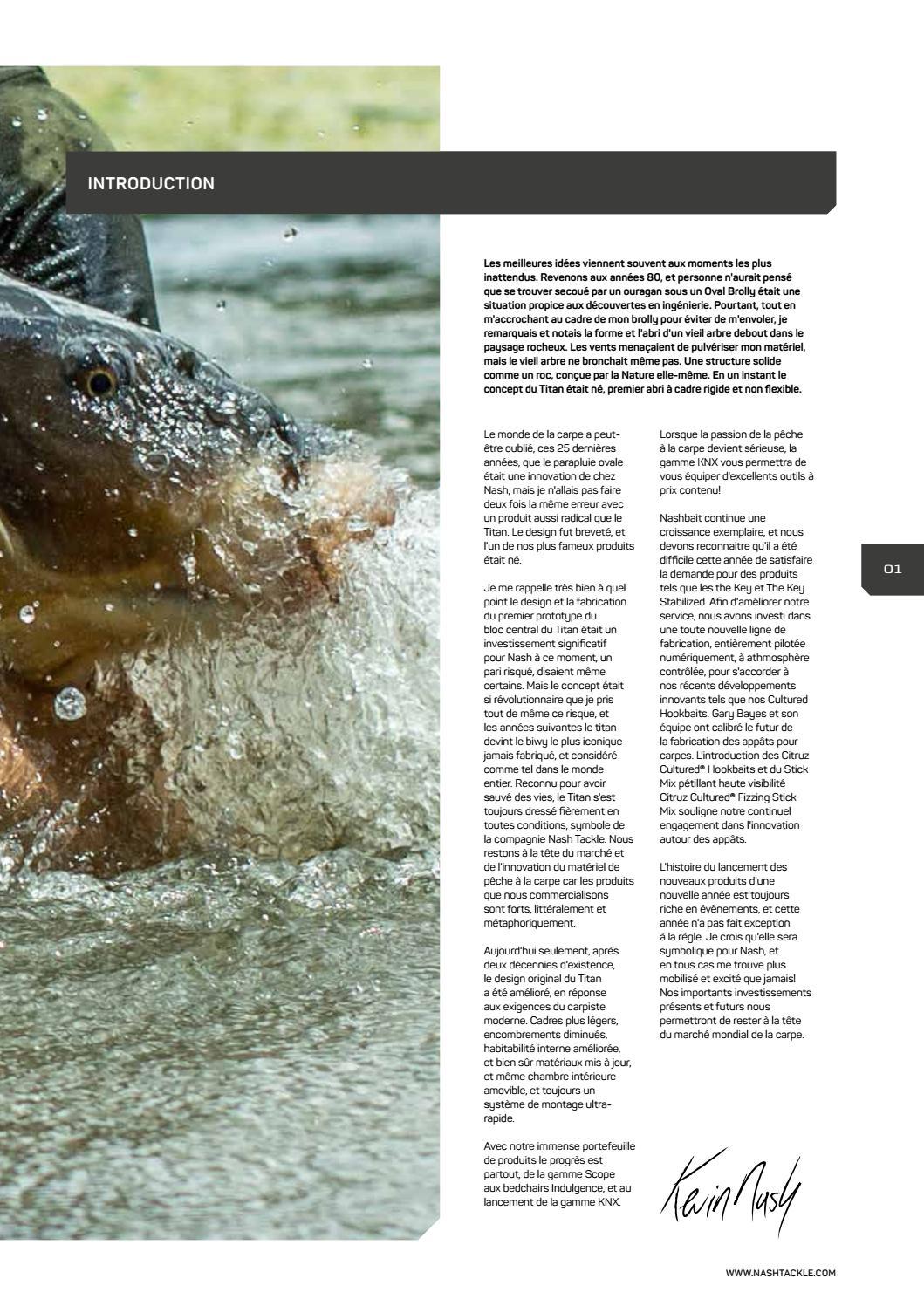 Nash Diffusion Camo Leader 1.5m T8149 Carp Fishing for sale online