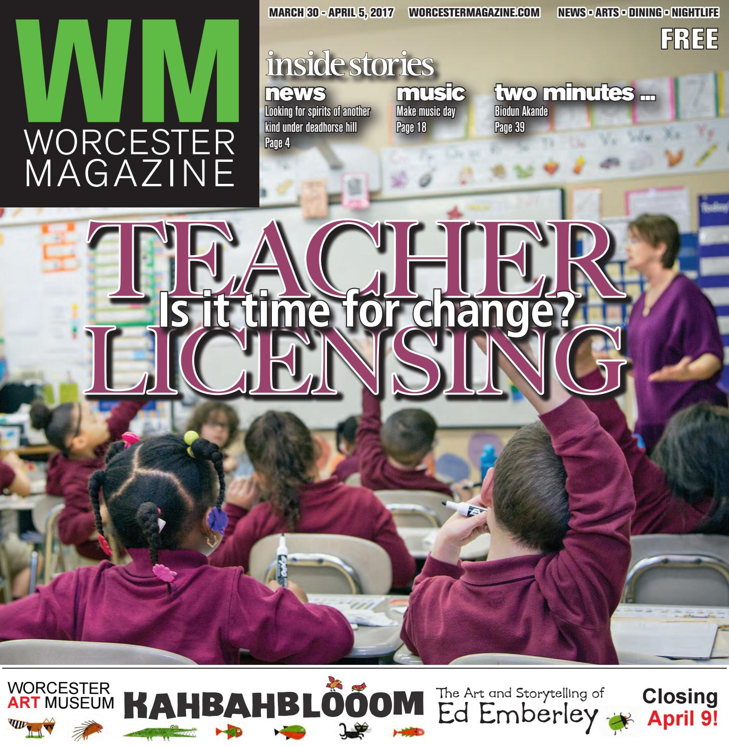 Worcester Magazine March 30 April 5 2107 By Dr Kevin Men Slip On 9309 Abu 39 Issuu
