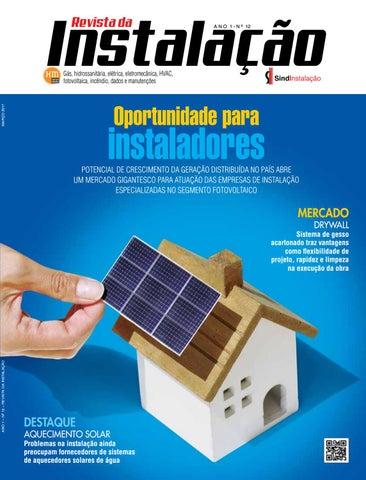211c7da133c0b Edição 12 da Revista da Instalação - março de 2017 by Revista ...