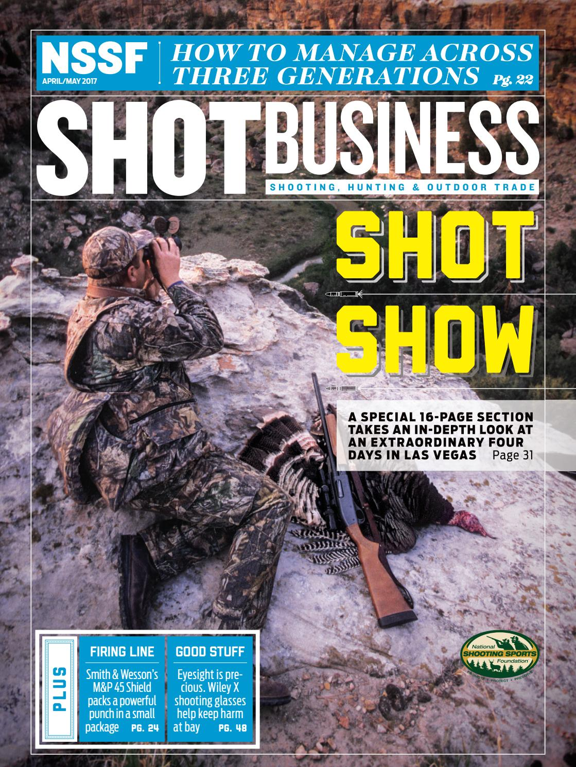 5a38d155801 SHOT Business - April May 2017 by SHOT Business - issuu