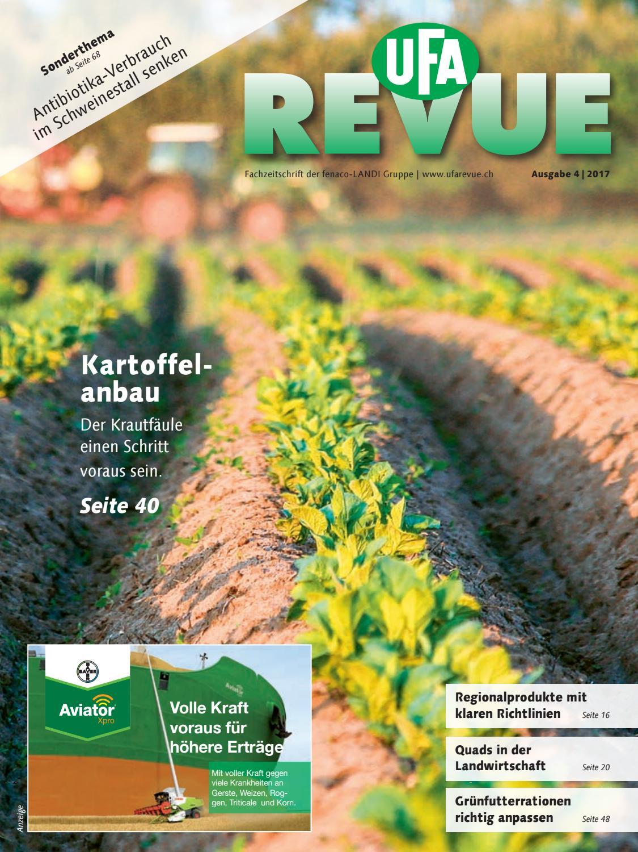UFA-Revue 04/17 by fenaco Genossenschaft - issuu