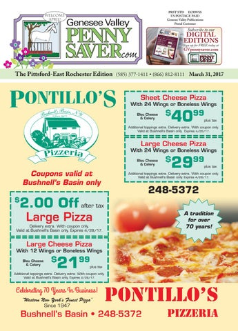 The genesee valley penny saver pittsford east rochester edition 331 page 1 fandeluxe Choice Image