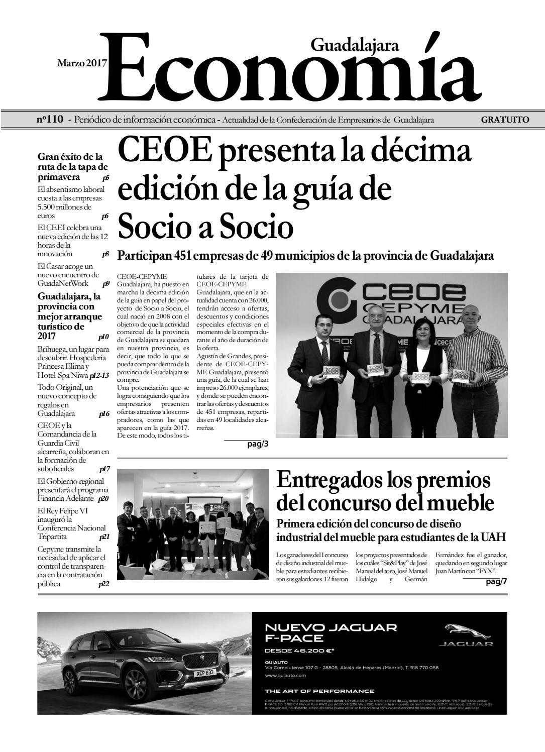 economia do municipio de coloring pages | Economía de guadalajara febrero 2017 nº 110 maquetación 1 ...